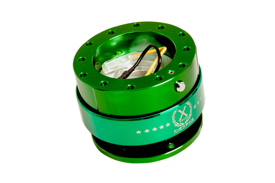 NRG Quick Release 2.0 Green - Universal