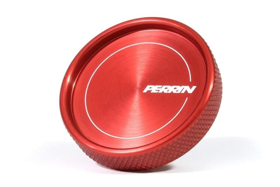 PERRIN Performance Oil Fill Cap Glossy Red - Honda Civic Type R 2017+