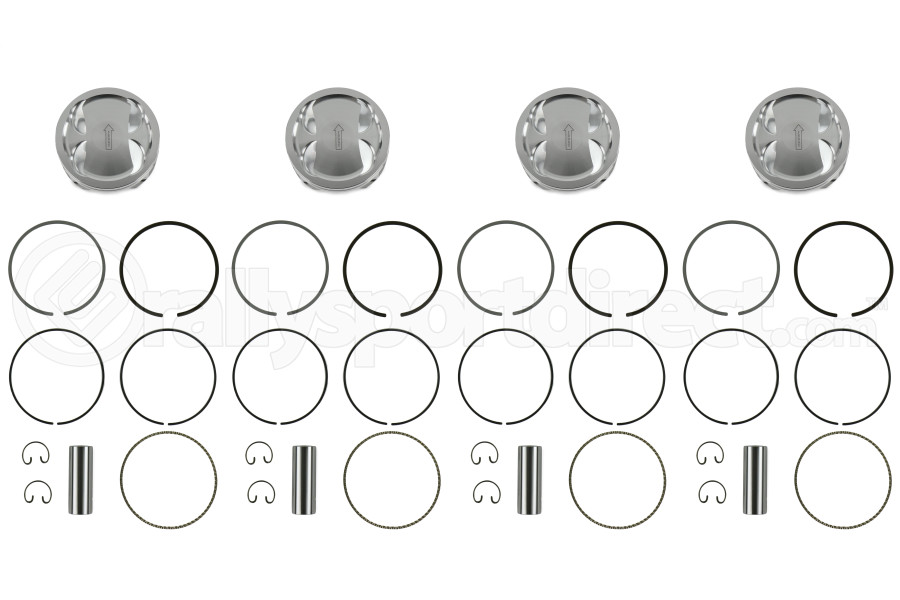 Manley Performance Platinum Series Piston Set 100mm 9.8:1 (Part Number:612105C-4)