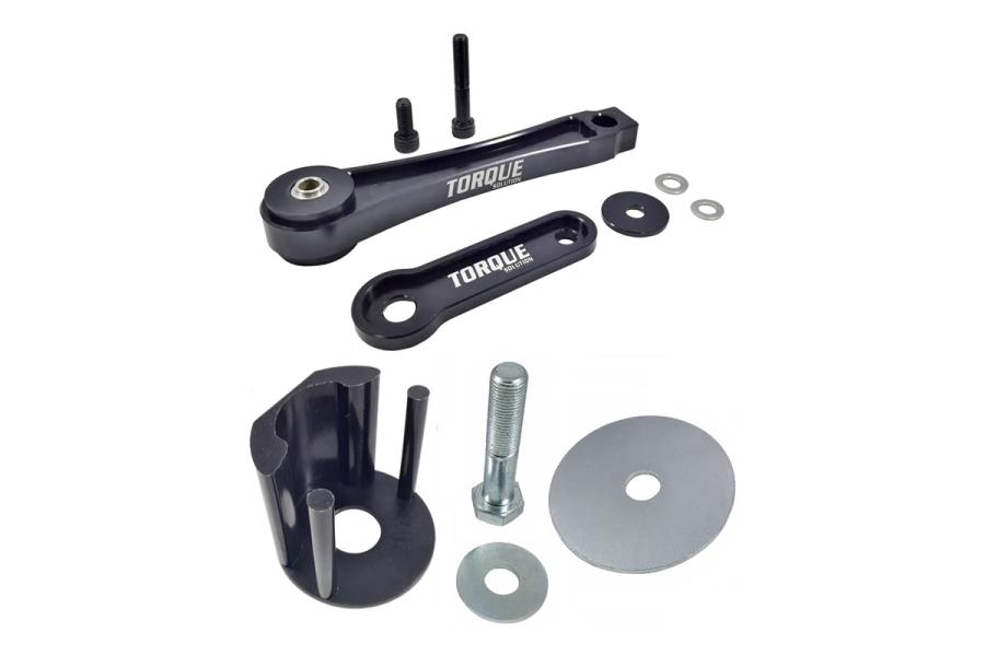 Torque Solution Pendulum Mount w/ Street Insert - Volkswagen Golf/GTI (Mk5) 2006-2008 / Jetta (Mk5) 2005-2008