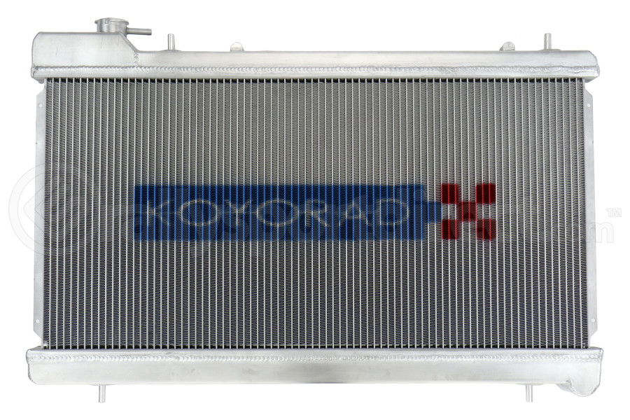 Koyo Aluminum Racing Radiator Manual Transmission (Part Number:VH090632)