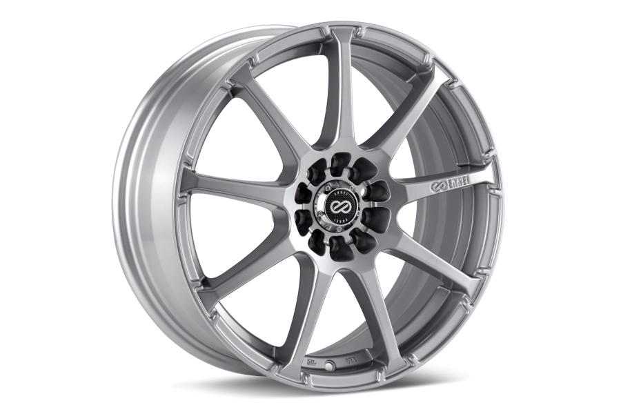 Enkei EDR9 4x100 / 4x108 Silver - Universal