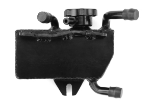 Mishimoto Aluminum Coolant Expansion Tank Black (Part Number: )