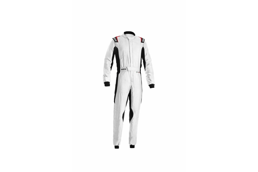 Sparco Eagle 2.0 Racing Suit White / Black - Universal