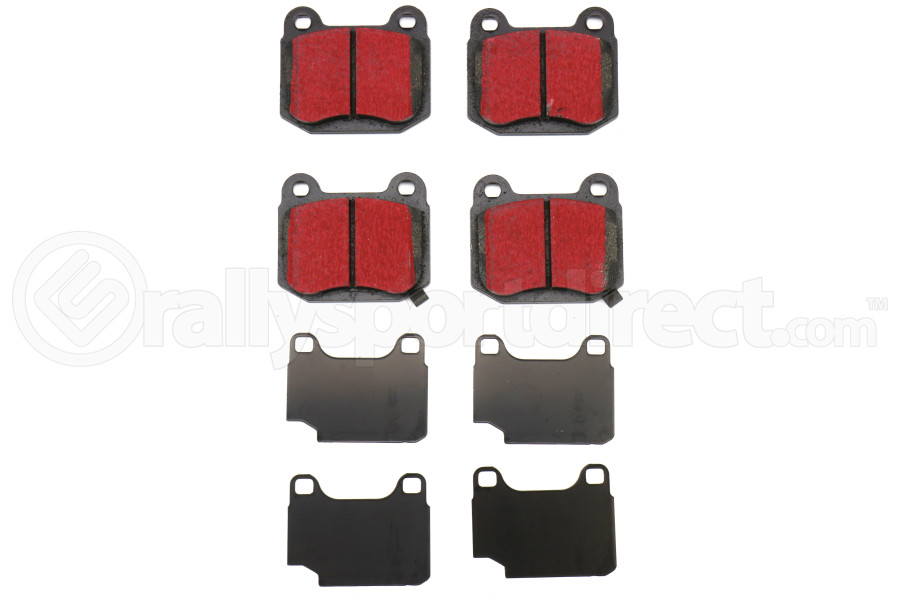 EBC Brakes Ulitmax OEM Replacement Rear Brake Pads (Part Number:UD961)