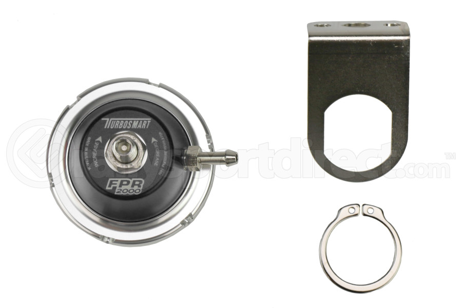 Turbosmart fpr 2000 fuel pressure regulator black ts for What is fpr rating