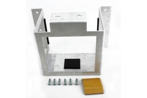Braille Battery Aluminum Mounting Kit - Universal