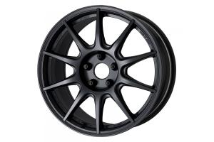 Work Wheels MCO Type CS F-Face 18x8.5 +50 5x100 Matte Black - Universal