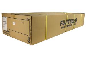 Fujitsubo Authorize RM Titanium Cat Back Exhaust - Mitsubishi Evo X 2008-2015