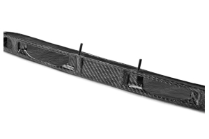 Seibon Carbon Fiber Trunk Garnish - Scion FR-S 2013-2014 / Subaru BRZ 2013-2014