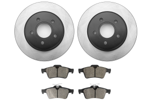 Stoptech Preferred Axle Pack Rear ( Part Number:STP 909.61505)