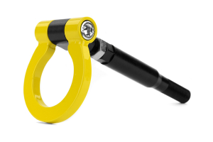 Beatrush Front/Rear Tow Hook Yellow (Part Number: )