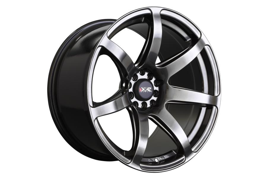 XXR 560 5x114.3 / 5x100 Chromium Black - Universal