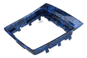 JDM Station Digital BlueBlack Camo Shifter Trim - Subaru WRX 2015 - 2020