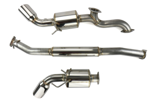 GReddy Evolution GT Catback Exhaust (Part Number: )