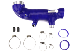 Tomei Silicone Turbo Inlet Hose Blue (Part Number: )