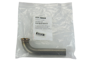 ATP Turbo Stainless Steel Dump Tube Universal V-Band 38mm (Tial MVS) (Part Number: ATP-MDP-025)