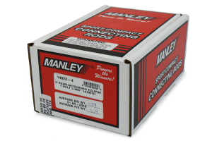 Manley Economical H Beam Steel Connecting Rods ( Part Number:MAN 14022-4)