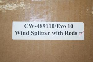 APR Carbon Fiber Front Wind Splitter ( Part Number:APR CW-489110)