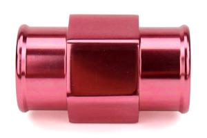 ProSport Water Temperature Sender Hose Adapter 34mm Red (Part Number: )
