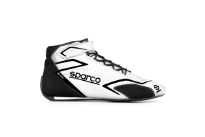 Sparco Skid Shoes White / Black - Universal
