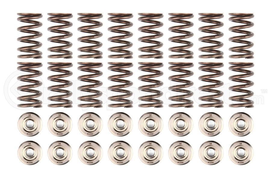 Brian Crower Single Spring/Titanium Retainer Kit (Part Number:BC0600)