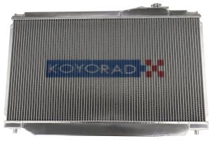 Koyo Aluminum Racing Radiator Manual Transmission - Toyota Supra 1993-1998