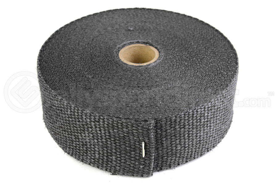 Thermo Tec Exhaust / Header Wrap Graphite Black 2in x 50ft (Part Number:11022)