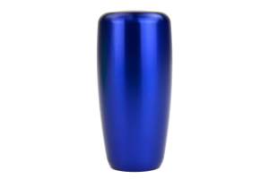 Beatrush Type-E Aluminum Shift Knob Blue M12x1.25 ( Part Number: A91212AB-E)