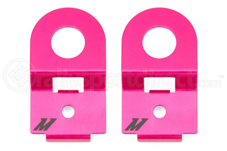Mishimoto Aluminum Radiator Stay Pink - Subaru WRX 2008-2014 / STI 2008-2014