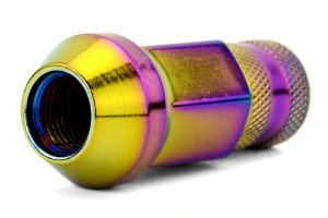Gorilla Forged Steel Racing Lug Nuts Prism Light Closed Ended 12x1.25 (Part Number: )