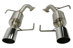 Nameless Performance Axleback Exhaust Version ( Part Number:NAM RSPD043)