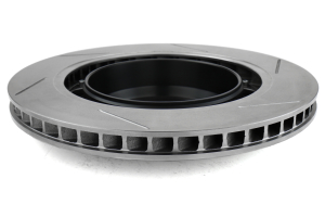 Stoptech 2 Piece AeroRotor and Hat 380x30 Slotted Front Right (Part Number: )