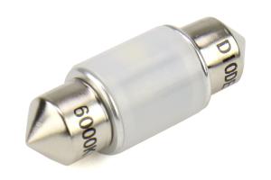 Diode Dynamics 31mm HP6 Cool White LED Bulb - Subaru Models (inc. 2004-2020 WRX / 2000-2014 Outback)