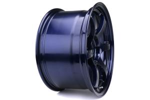 Gram Lights 57DR 18x9.5 +38 5x100 Eternal Blue Pearl - Universal