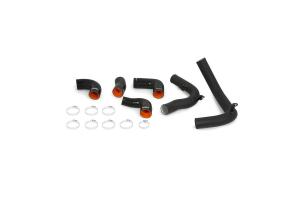 Mishimoto Intercooler Pipe Kit Wrinkle Black - Volkswagen GTI/Golf R (Mk7) 2015+