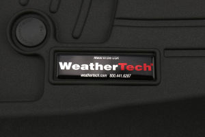 Weathertech Front FloorLiner Set Black - Ford Focus RS 2016+
