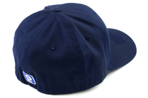 Sparco Hat Lid Navy Small/Medium FlexFit Tuning - Universal
