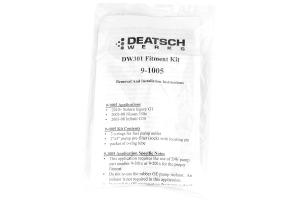 DeatschWerks DW300 Series Fuel Pump w/ Install Kit (Part Number: )