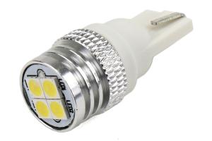 OLM White Series T10 Bulb - Universal