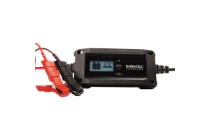 Duracell 4 Amp Battery Charger/Maintainer - Universal
