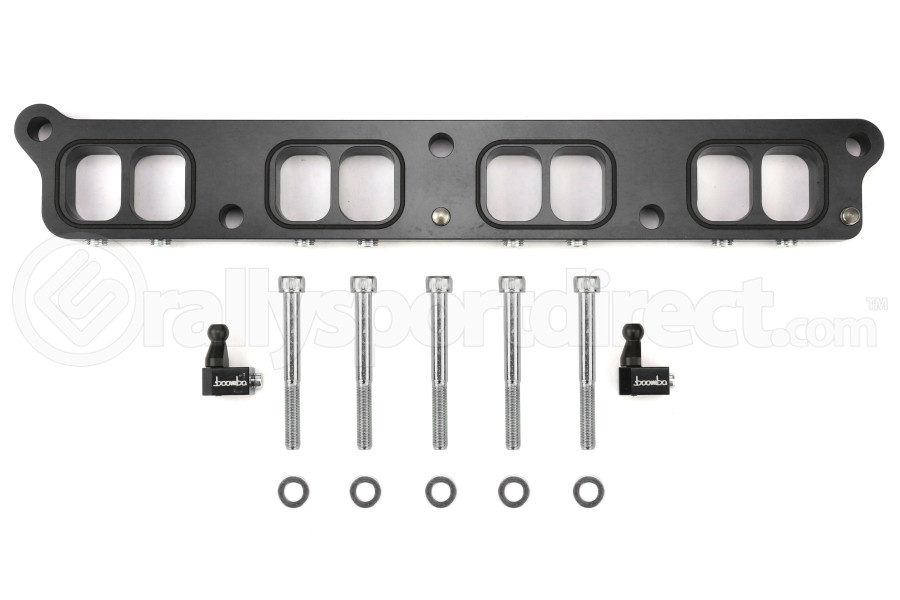 Boomba Racing INTAKE MANIFOLD SPACER BLACK for 2013 Ford Focus ST