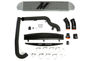 Mishimoto Performance Intercooler Kit Black Piping/Silver Core - Ford Fiesta ST 2014+