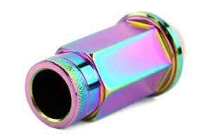 Mishimoto Aluminum Locking Lug Nuts Neo Chrome 12x1.50 (Part Number: )