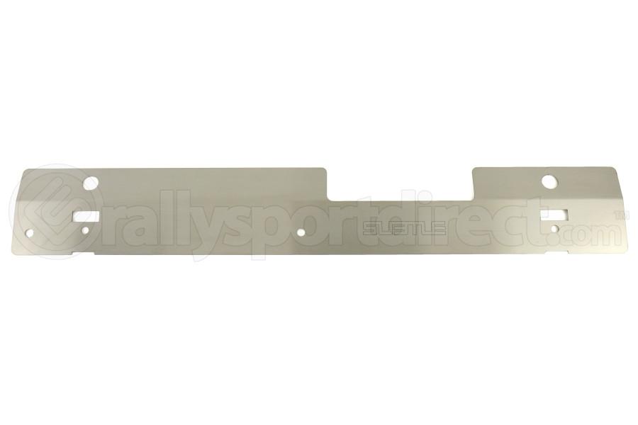 Subtle Solutions Radiator Shroud Brushed - Subaru WRX 2002-2007 / STI 2004-2007