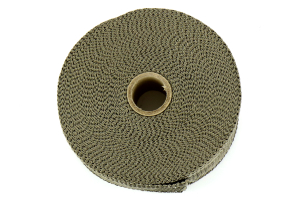 Thermo Tec Carbon Fiber Exhaust Wrap 2in X 50ft (Part Number: )