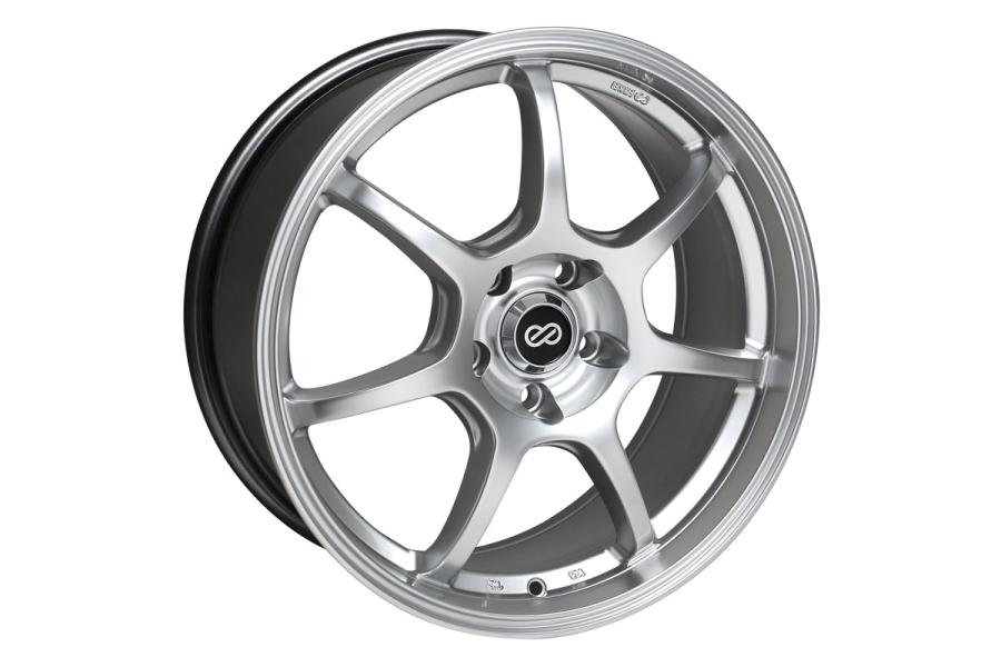 Enkei GT7 4x100 Hyper Silver - Universal