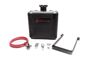 Snow Performance 7 Gallon Water-Methanol Tank w/Quick-Connect Fittings - Universal