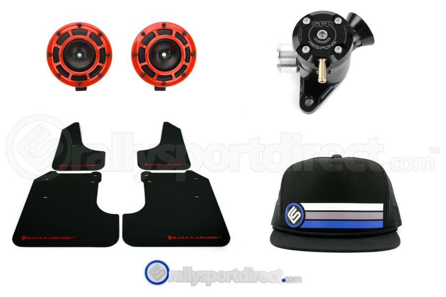 RallySport Direct Lifestyle Kit ( Part Number:RSD 08-14WRXHTHSTART)
