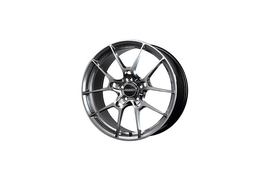 Volk G025 19x9.5 +29 5x112 Formula Silver - Universal